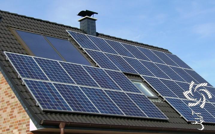 ویدیو نصب پنل های خورشیدی برق خورشیدی