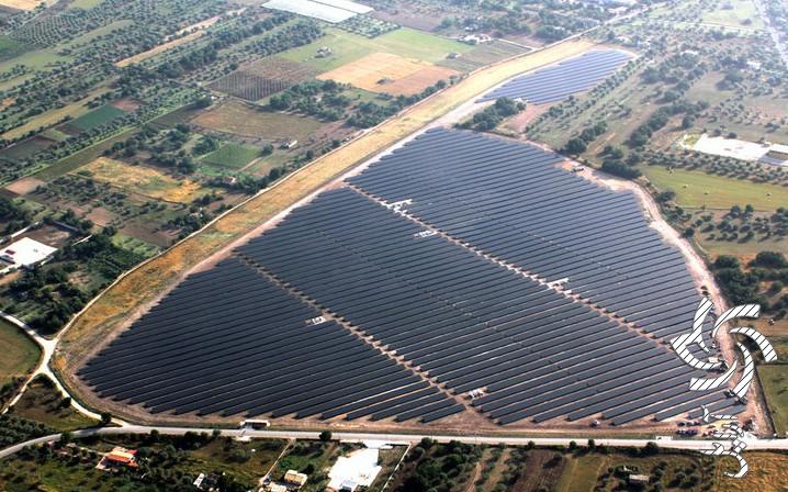 ساخت نیروگاه خورشیدیبرق خورشیدی سولار
