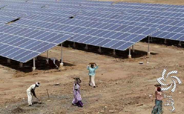 پارک خورشیدیKurnool Ultra Mega ، هند آموزش