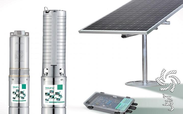 نحوه محاسبات پمپ خورشیدی  برق خورشیدی