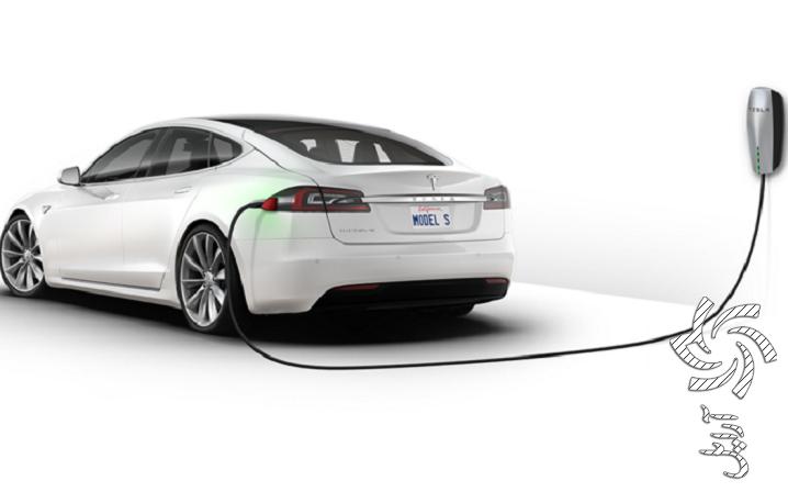 خودروی الکتریکی با قابلیت بازیافت  برق خورشیدی