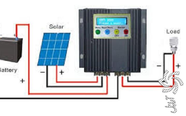 مراحل شارژ کنترلر های خورشیدیبرق خورشیدی سولار