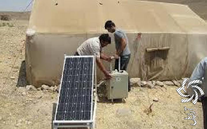 توزیع رایگان 150 دستگاه صفحه خورشیدیبرق خورشیدی سولار