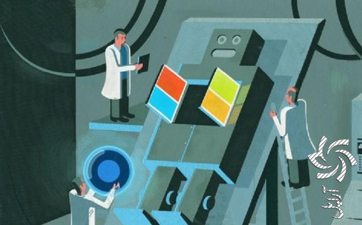 هوش مصنوعی مایکروسافت، مشکل سرویسهای تبدیل متن به گفتار را حل کردبرق خورشیدی سولار