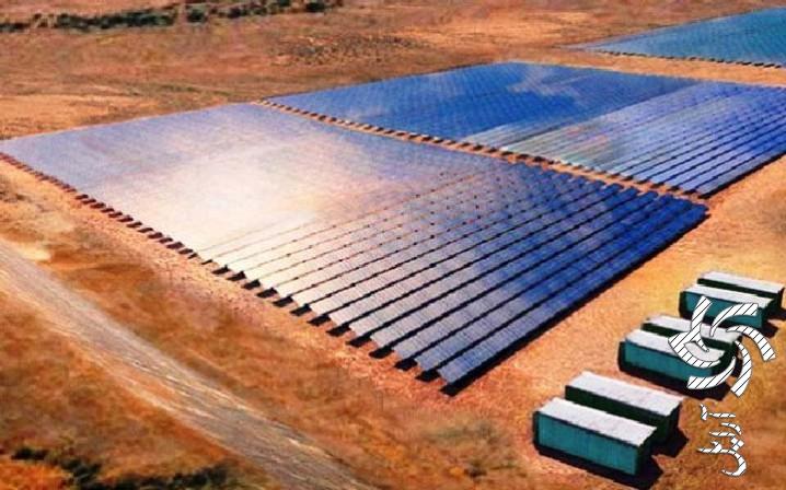 ساخت بزرگترین ذخیره ساز برق خورشیدی جهان در استرالیابرق خورشیدی سولار