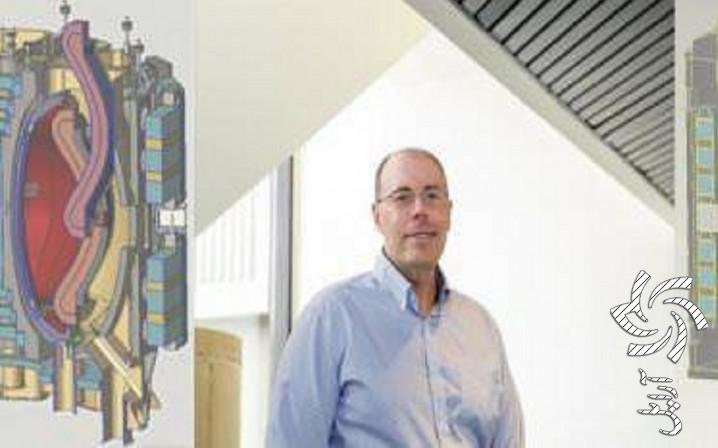 جان منارد فیزیکدان با مفاهیمی برای نسل بعدی تأسیسات همجوشی آموزش