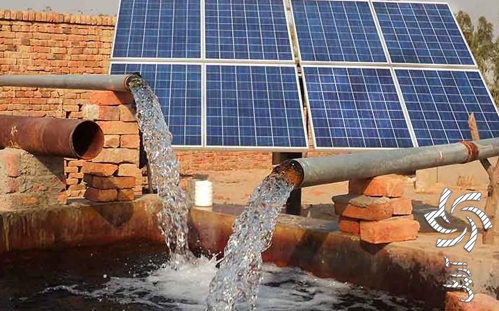 پکیج سولار مناسب برای پمپ چاه کشاورزی برق خورشیدی