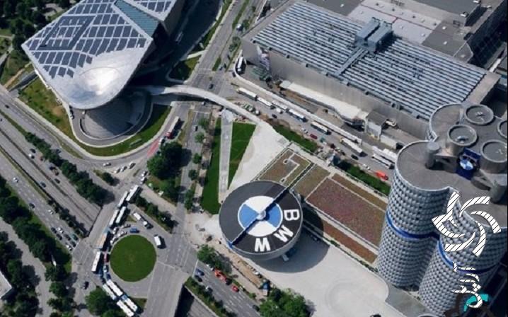 همکاری شرکت خودرو سازی BMW به شبکه برق آلمان برق خورشیدی