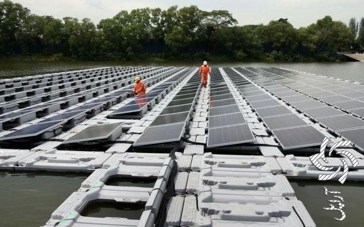 نیروگاههای شناور خورشیدی مزیتی استراتژیک برای ایران دارندبرق خورشیدی سولار