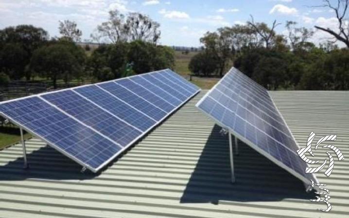 نیروگاه 5 کیلو وات خانگی برق خورشیدی