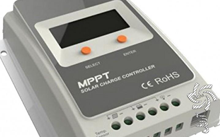 شارژ کنترلر برق خورشیدی