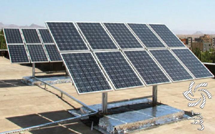 تامین۲۰ درصد از برق مصرفی ادارات لرستان از انرژی خورشیدی برق خورشیدی سولار