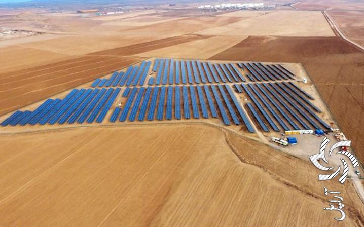بزرگترین نیروگاه برق خورشیدی کشور افتتاح شد برق خورشیدی