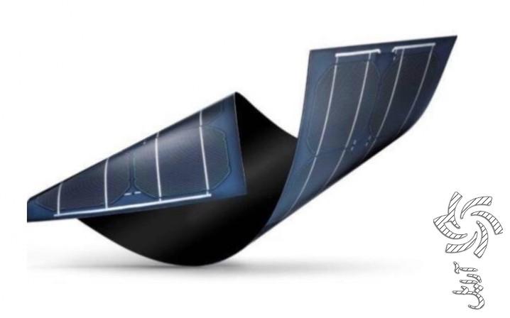 پنل های جدید خورشیدی روی سقف می چسبندبرق خورشیدی سولار