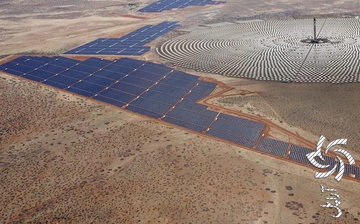 راه اندازی ۲۲ واحد نیروگاه جدیدحرارتی در سال ۹۸برق خورشیدی سولار