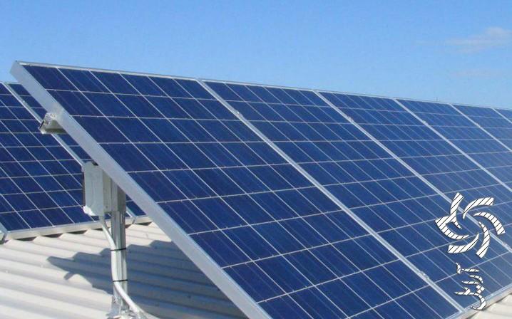 نیروگاه 10 کیلوواتی برق خورشیدی