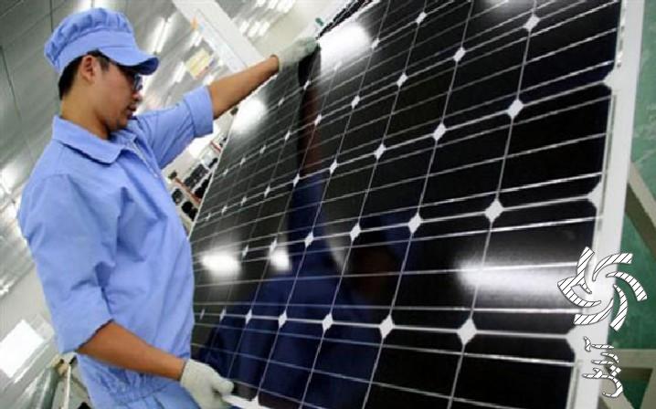 میزان هزینه چین در انرژی تجدید پذیر برق خورشیدی