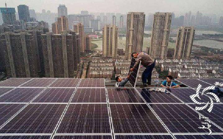 آلودگی هوای چین کارایی پنلهای خورشیدی را کاهش داده استبرق خورشیدی سولار