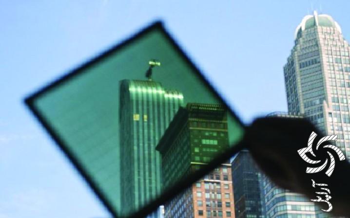 تولید برق از پنجرههای ساختمان برق خورشیدی