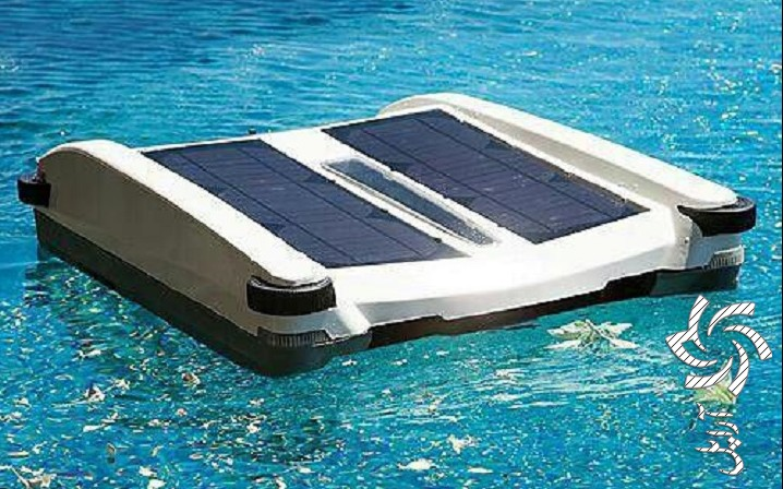 پاک کننده استخر خورشیدی برق خورشیدی