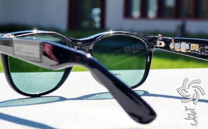 عینک های خورشیدیبرق خورشیدی سولار