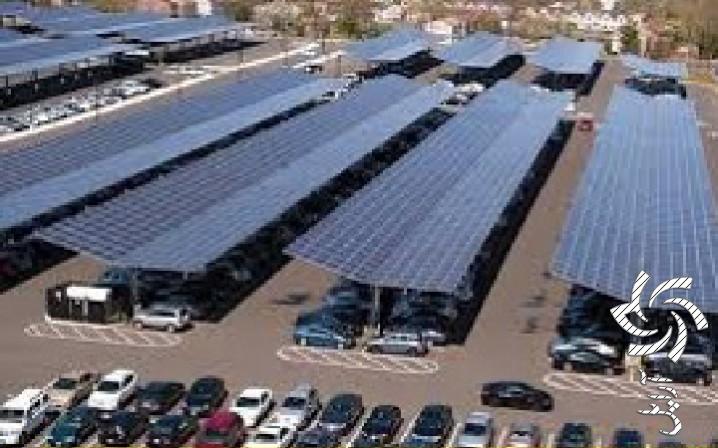 بهره برداری از 30 کیلو وات برق خورشیدی در تهران برق خورشیدی