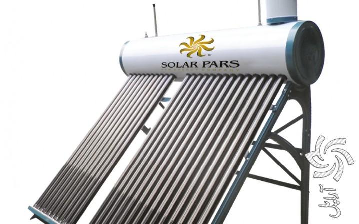 آبگرمکن خورشیدی برق خورشیدی