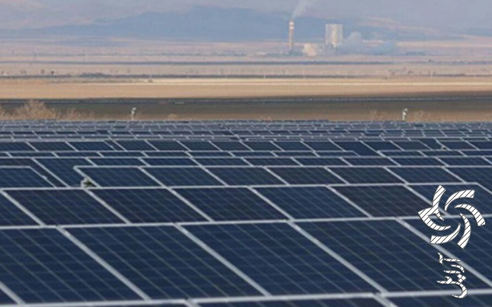 برگترین نیروگاه خورشیدی ایران برق خورشیدی