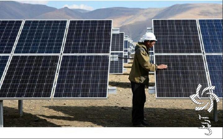 پارک خورشیدی صحرای تنگر، چینبرق خورشیدی سولار