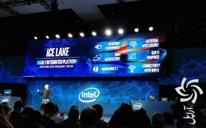 گرافیک یکپارچه IceLake عملکردی در سطح گرافیک AMDبرق خورشیدی سولار