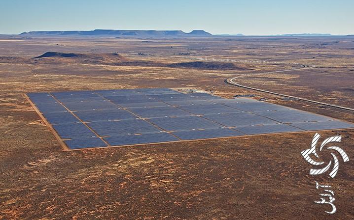بزرگترین نیروگاه برق خورشیدی کشوربرق خورشیدی سولار