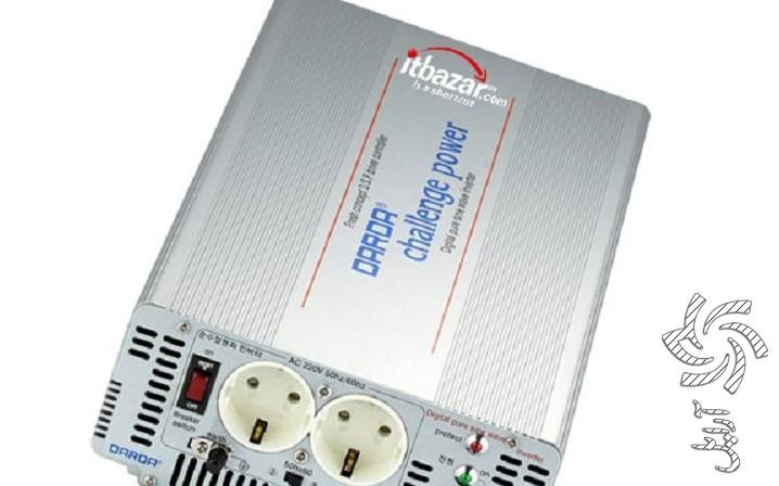 معرفی اینورتر خورشیدی DARDA برق خورشیدی سولار