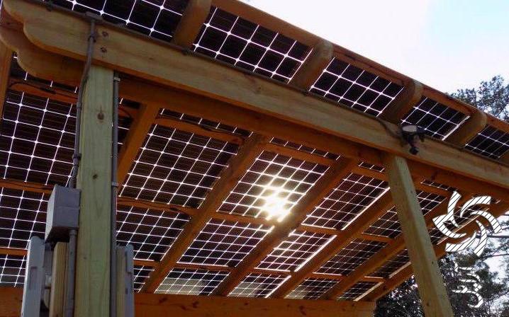 تفاوت پنلهای Bifacial با Double Glassبرق خورشیدی سولار