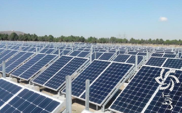 احداث نیروگاه ٤٠٠ کیلوواتی فتوولتاییک در تصفیهخانه فاضلاب تهرانبرق خورشیدی سولار