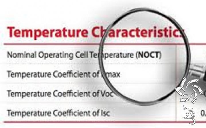 کلمه NOCT چیست؟ برق خورشیدی