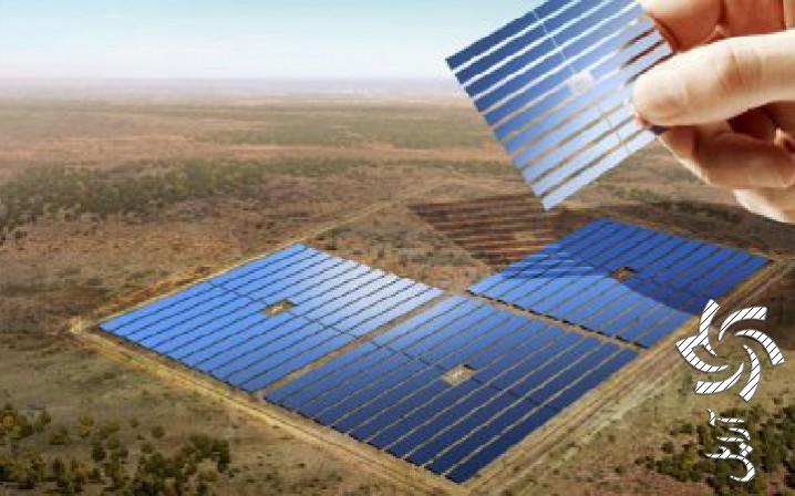 بهره برداری از نیروگاه خورشیدی روستای کرشکبرق خورشیدی سولار