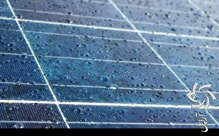 تولید برق از باران توسط پنل های خورشیدی آموزش