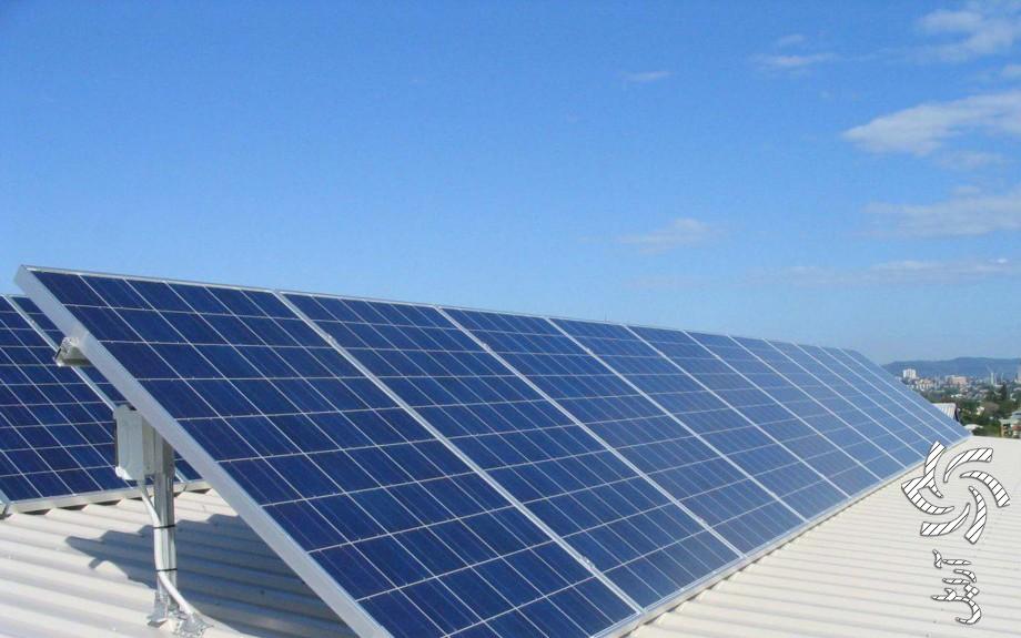 نیروگاه برق خورشیدیتصویر برق خورشیدی