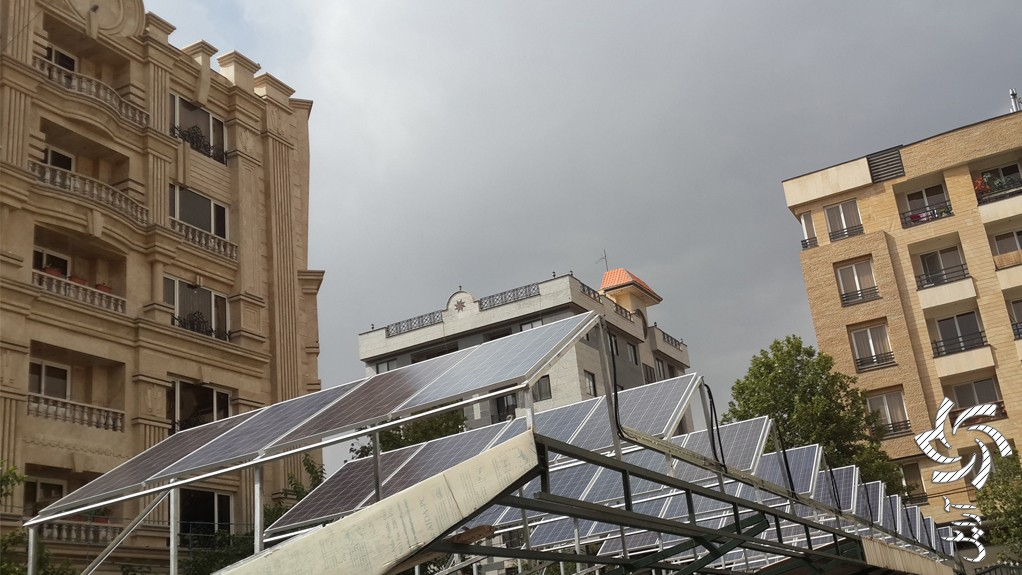 نیروگاه خانگی خورشیدیتصویر برق خورشیدی