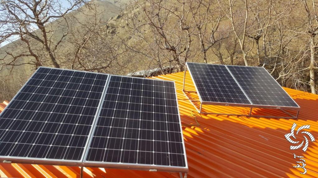تامین برق ویلاییتصویر برق خورشیدی