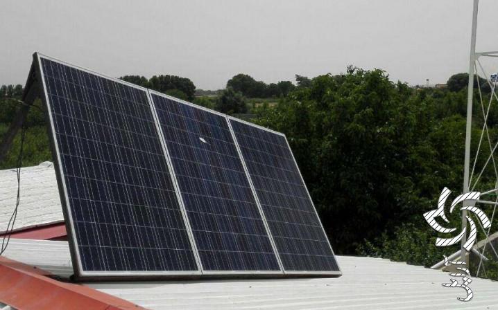 پکیج سولار مناسب برای باغ و ویلا برق خورشیدی