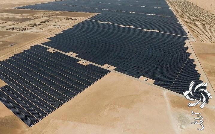 ابوظبی پایینترین تعرفه برق در جهان را در بزرگترین نیروگاه خورشیدی دنیا تولید میکند برق خورشیدی
