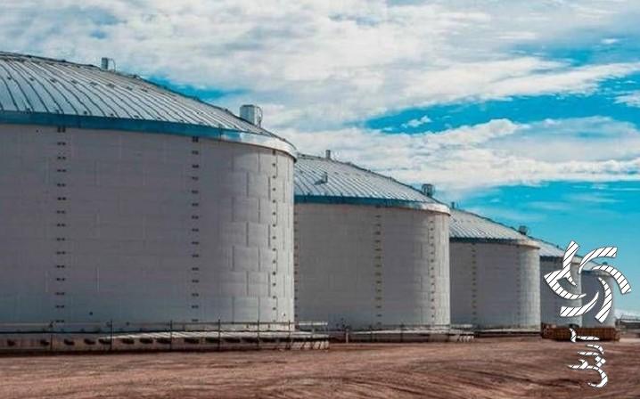 مخازن نمک مذاب برای ذخیرهی انرژی حرارتی در نیروگاه خورشیدی متمرکز برق خورشیدی