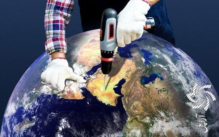 با حفر چاه زمین گرمایی میتوان به انرژی تجدیدپذیر دائمی دست یافت؟برق خورشیدی سولار